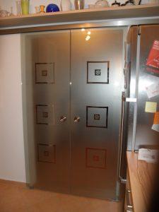 Design-Glastüren