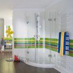 Rund-Duschen