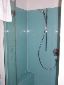 Dusch-Rückwände