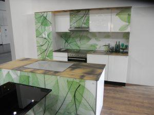 Küchenrückwände aus Glas, Digitaldruck