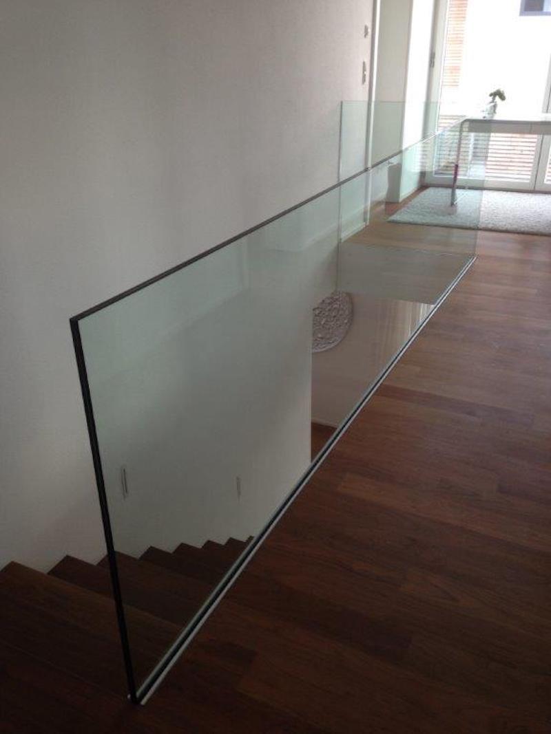 Glasgeländer, Glasbrüstungen | Glastechnik Max Pauliel GmbH