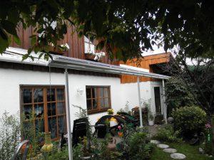 Terrassenüberdachungen, Terrassen-Überdachung, Balkon-Überdachung