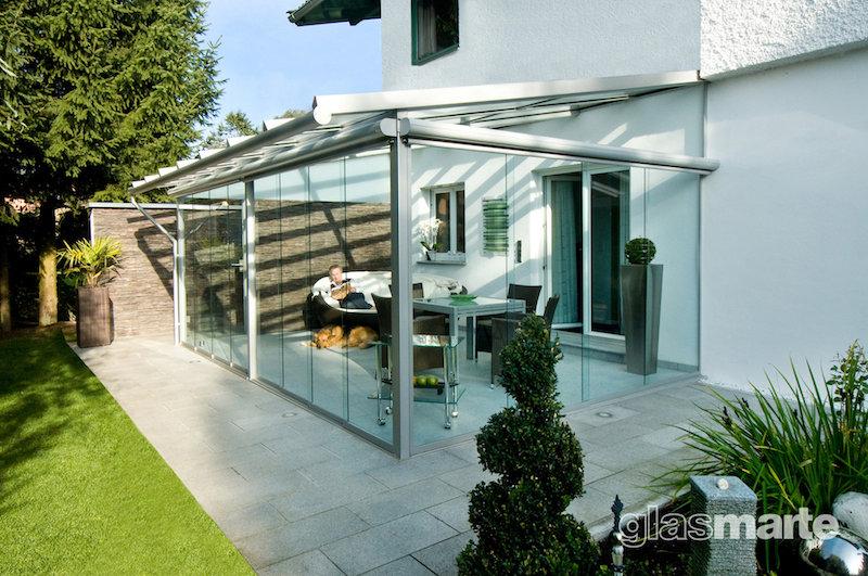 terrassen balkonverglasung glastechnik max pauliel gmbh. Black Bedroom Furniture Sets. Home Design Ideas