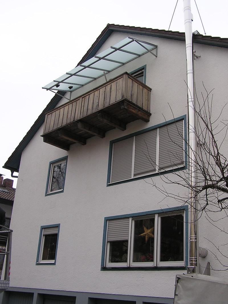 Balkonverglasungen Balkon Verglasung Glastechnik Max Pauliel Gmbh