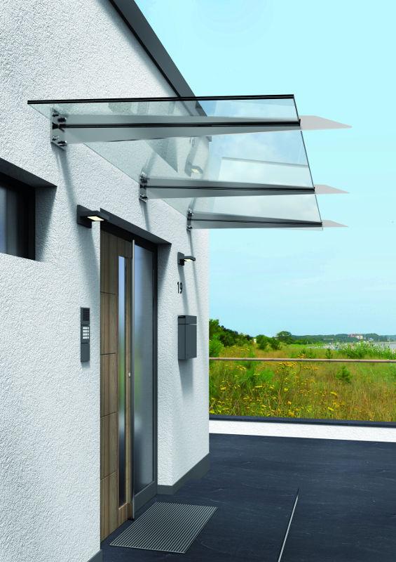 Glasvordächer, Glasvordach   Glastechnik Max Pauliel GmbH