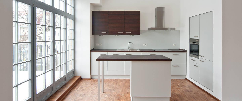 Küchenrückwände aus Glas, Küchenrückwand aus Glas
