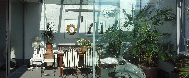 Terrassenverglasung, Balkonverglasung