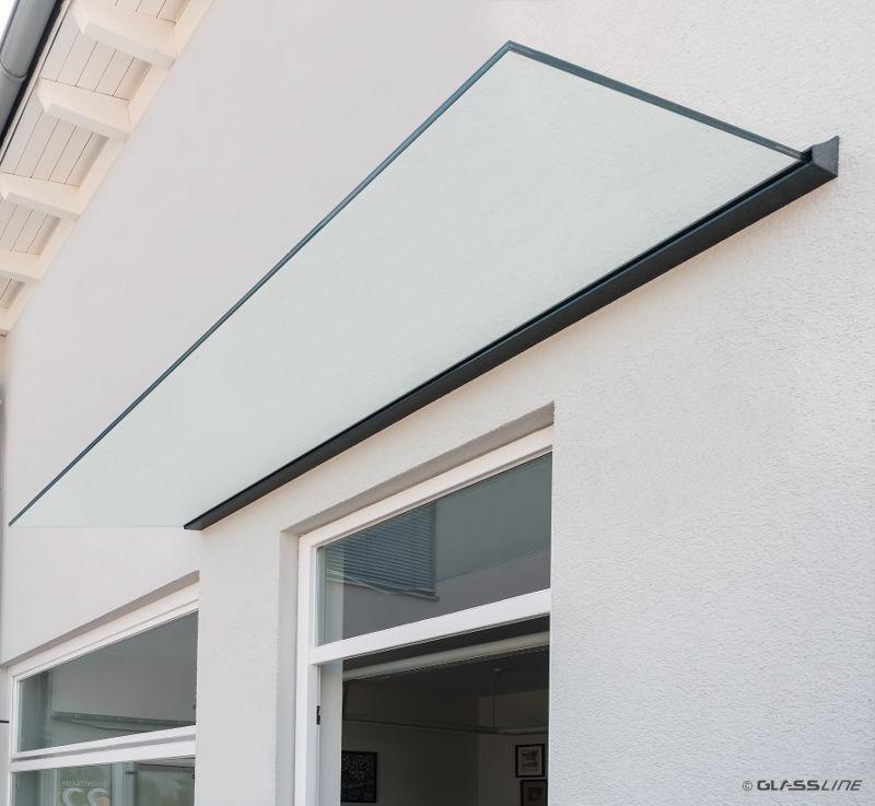 Glasvordächer, Glasvordach | Glastechnik Max Pauliel GmbH