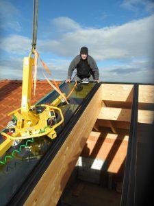 Dachverglasungen, Dach-Verglasung