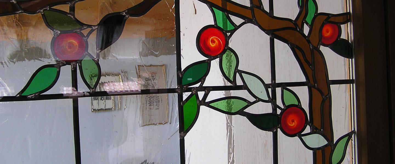 Glasgestaltung, Bleiverglasungen