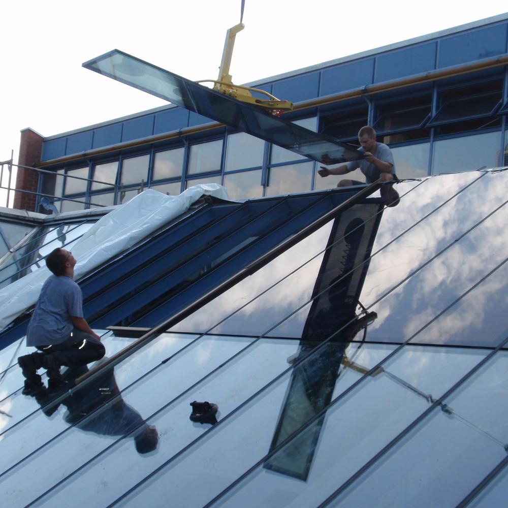 Photovoltaik-Verglasungen